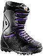Thirtytwo Lashed Black & Purple Snowboard Boots
