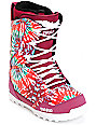 Thirtytwo Lashed Tie Die Womens Snowboard Boots