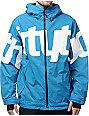 Thirtytwo Lowdown 2 Blue 10K Snowboard Jacket