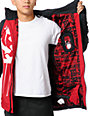 Thirtytwo x DGK Shiloh 2 10K Red Snowboard Jacket