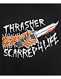 Thrasher Scarred T-Shirt