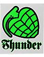 Thunder Trucks Medium Thunder Sticker