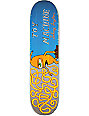 "Toy Machine Layton Chatter 8.0""  Skateboard Deck"