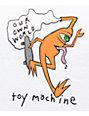 Toy Machine Our World White T-Shirt