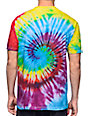Toy Machine Turtle Head Tie Dye T-Shirt