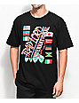 Trap Lord International Black T-Shirt