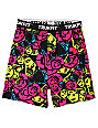 Trukfit All Up Face Black Knit Boxers
