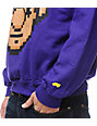 Trukfit Digi Tommy Purple Crew Neck Sweatshirt