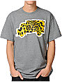 Trukfit Fill Up Cheetah Gunmetal T-Shirt