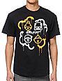 Trukfit Luvin Da Crew Black T-Shirt