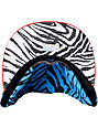 Trukfit Wildstyle Blue Strapback Hat