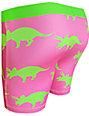 UNDZ Neon Dino Neon Pink & Green Boxer Briefs