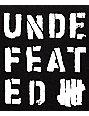 Undefeated Base Temp Black T-Shirt