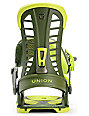 Union Atlas Matte Green Snowboard Bindings