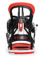 Union Contact Pro Black & Red Snowboard Bindings