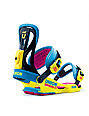 Union Flite CMYK Snowboard Bindings