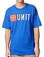 Unit Logo Blue T-Shirt