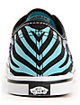 Vans Authentic Lo Pro Zebra Fade Shoes (Womens)