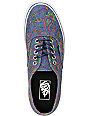 Vans Authentic Paisley Skate Shoes