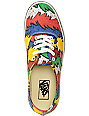 Vans Authentic Van Doren 80s Box Skate Shoes (Mens)