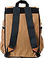 Vans Chambers Toffee Brown Laptop Backpack