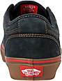 Vans Chukka Low Navy & Gum Skate Shoes (Mens)
