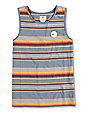 Vans Del Rey Blue Boys Tank Top