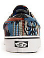 Vans Era Inca Blue & Black Skate Shoes (Mens)