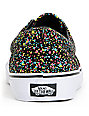 Vans Era Overspray Black Skate Shoes