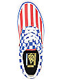 Vans Era Pro 50th 83 Stripes and Checkers Skate Shoes (Mens)