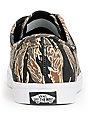 Vans Madero Tiger Camo Rip-Stop Skate Shoes