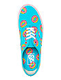 Vans Odd Future Authentic Scuba Blue Donut Shoe