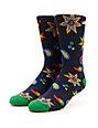 Vans Paisley Crew Socks