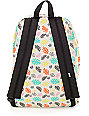 Vans Realm Palm Black & Multi Backpack