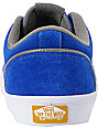 Vans Type II Royal & Pewter Skate Shoes (Mens)