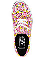 Vans x Nintendo Authentic Princess Peach Shoes (Womens)