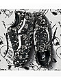 Vans x Peanuts Old Skool Snoopy Black Skate Shoes