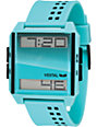 Vestal Digichord Seafoam Teal Digital Watch
