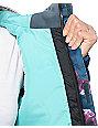 Volcom Bolt Floral 8K Insulated Snowboard Jacket