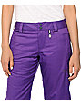 Volcom Boom Purple 8K Insulated Snowboard Pants