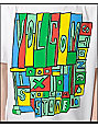 Volcom Boys Blocks White T-Shirt
