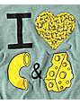 Volcom Boys Cheesy Stone T-Shirt