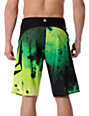 Volcom Bruce Annihilator Green Board Shorts