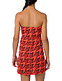 Volcom Checkmate Tube Dress