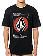 Volcom Dangler Black T-Shirt