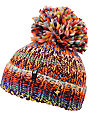 Volcom Dont Think Twice Rainbow Beanie