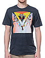 Volcom Emily Hoy Heather Black T-Shirt