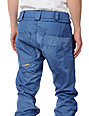 Volcom Emmet 5K Tight Blue Jean Snowboard Pants
