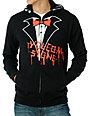 Volcom Fear Vampire Black Full Zip Face Mask Hoodie