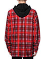 Volcom Field Bonded Flannel Jacket